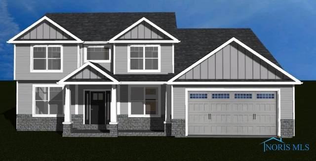 1005 Stoneleigh, Perrysburg, OH 43551 (MLS #6067257) :: Key Realty