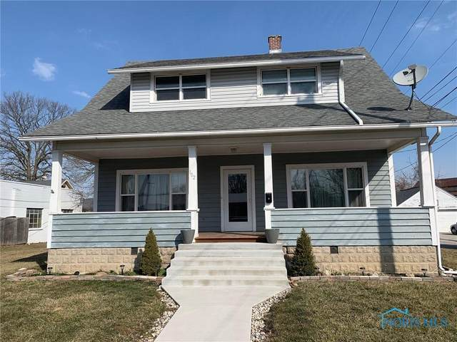 102 E 5th, Genoa, OH 43430 (MLS #6067402) :: Key Realty