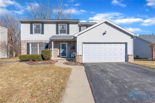 2400 Fawn Hollow, Toledo, OH 43617 (MLS #6067415) :: RE/MAX Masters