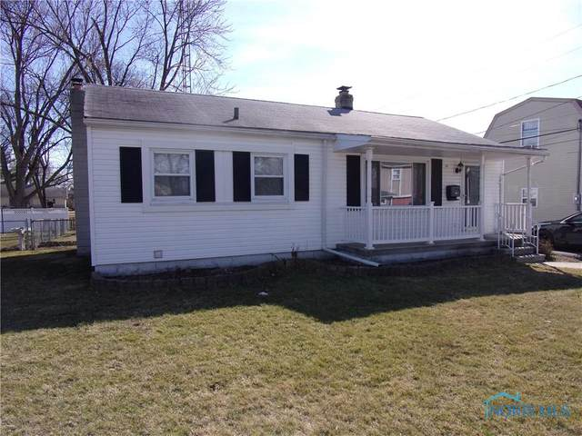 419 Dillrose, Northwood, OH 43619 (MLS #6067638) :: Key Realty