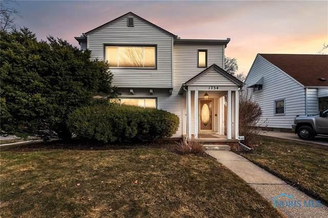 1734 Wellesley, Toledo, OH 43606 (MLS #6067731) :: Key Realty