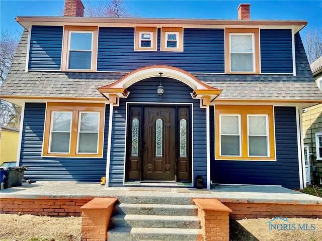 2811 Inwood, Toledo, OH 43606 (MLS #6067770) :: Key Realty