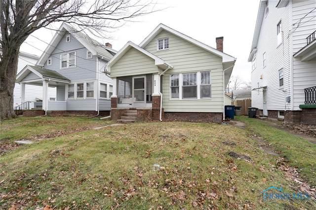 809 Woodsdale, Toledo, OH 43609 (MLS #6067780) :: Key Realty