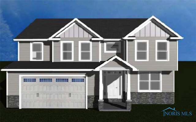 813 Wilkshire Drive, Waterville, OH 43566 (MLS #6067842) :: CCR, Realtors