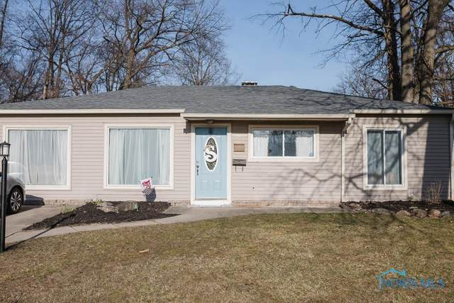 115 Friars, Toledo, OH 43615 (MLS #6067857) :: RE/MAX Masters