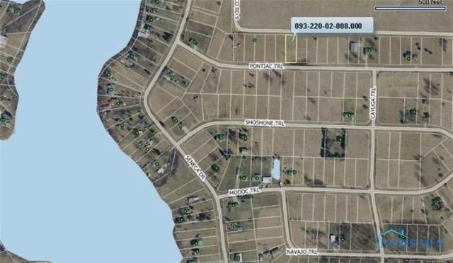 442 Pontiac Trail, Montpelier, OH 43543 (MLS #6067933) :: Key Realty
