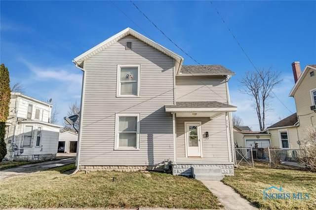 218 Garfield, Findlay, OH 45840 (MLS #6067964) :: CCR, Realtors