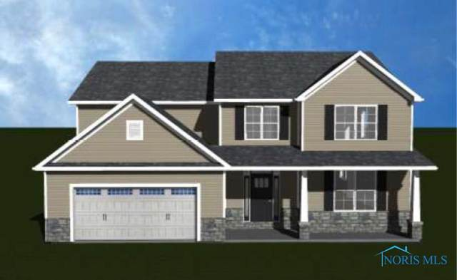 125 Bentley Drive, Perrysburg, OH 43551 (MLS #6068053) :: RE/MAX Masters