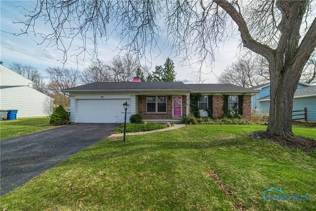145 Birchcrest, Perrysburg, OH 43551 (MLS #6068091) :: CCR, Realtors