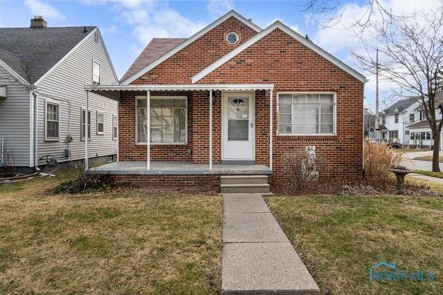 4536 Walker Ave, Toledo, OH 43612 (MLS #6068194) :: Key Realty