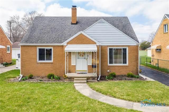 1550 Charmaine, Toledo, OH 43614 (MLS #6068244) :: Key Realty