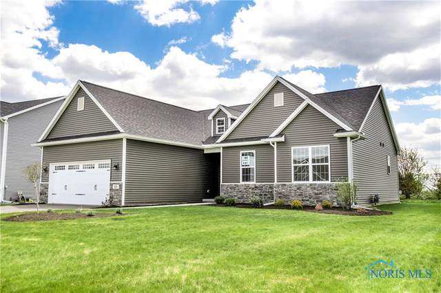 101 Bentley Drive, Perrysburg, OH 43551 (MLS #6068381) :: RE/MAX Masters