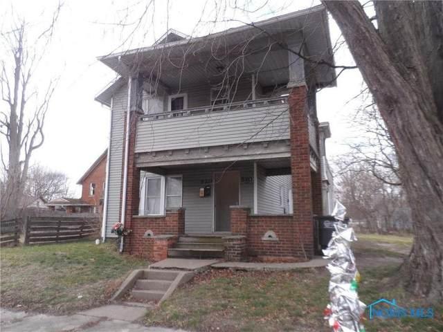 540 Eastern Avenue, Toledo, OH 43609 (MLS #6068454) :: Key Realty