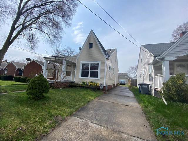 822 Wright, Toledo, OH 43609 (MLS #6068460) :: Key Realty