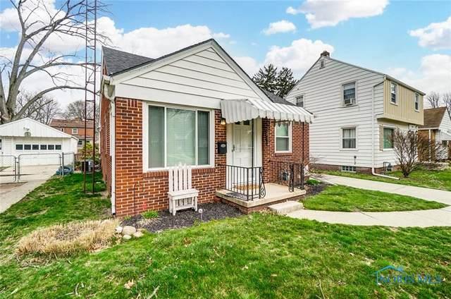 2644 Lambert, Toledo, OH 43613 (MLS #6068573) :: Key Realty