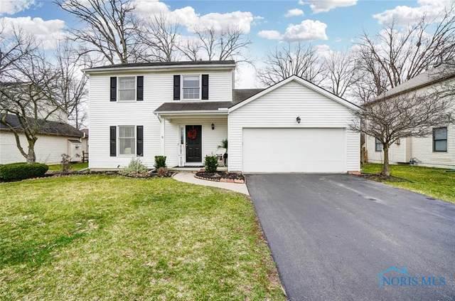 8241 Fawn Crest, Toledo, OH 43617 (MLS #6068739) :: RE/MAX Masters