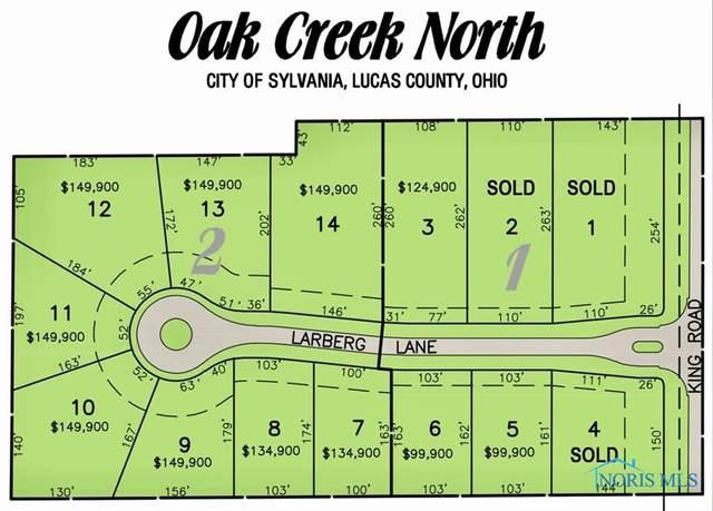 7548 Larberg Lane, Sylvania, OH 43560 (MLS #6068829) :: Key Realty