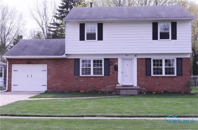 863 Maple, Waterville, OH 43566 (MLS #6068898) :: Key Realty