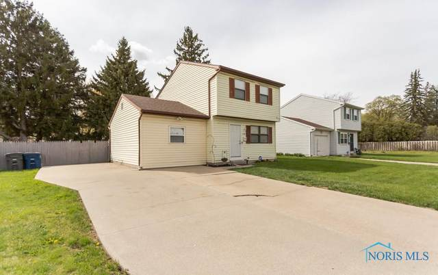 1017 Ranch Drive, Toledo, OH 43607 (MLS #6068941) :: RE/MAX Masters