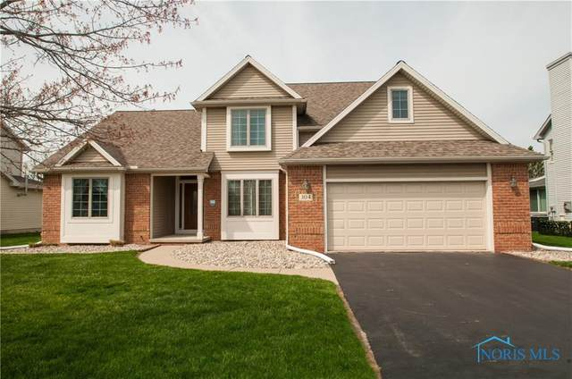 304 Ridgepoint, Waterville, OH 43566 (MLS #6069003) :: Key Realty