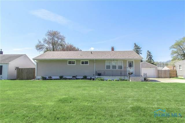 1229 Hugo, Maumee, OH 43537 (MLS #6069054) :: RE/MAX Masters