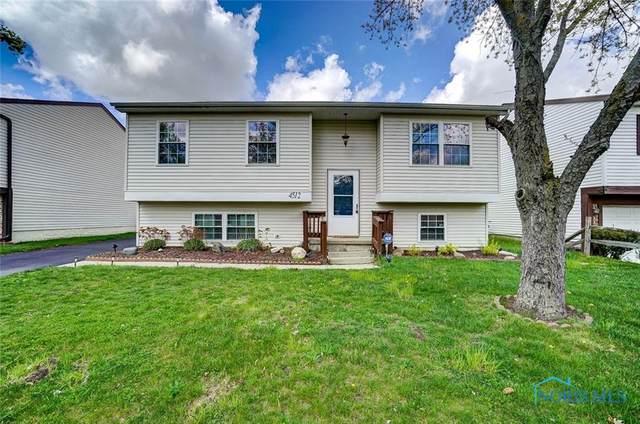 4512 Oak Creek Lane, Toledo, OH 43615 (MLS #6069055) :: RE/MAX Masters