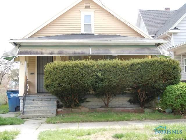 851 Avondale, Toledo, OH 43607 (MLS #6069065) :: RE/MAX Masters