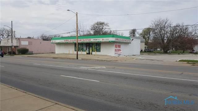 3416 Monroe Street, Toledo, OH 43606 (MLS #6069085) :: Key Realty