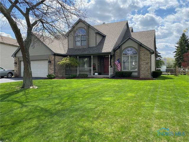 10429 White Oak, Perrysburg, OH 43551 (MLS #6069092) :: Key Realty