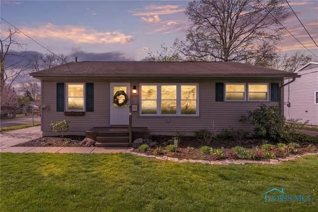 5745 Castlerock, Toledo, OH 43615 (MLS #6069132) :: Key Realty