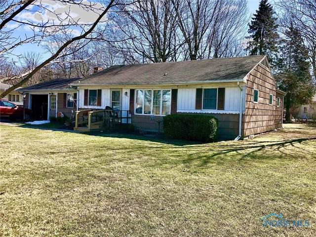 22922 W Hellwig, Genoa, OH 43430 (MLS #6069142) :: Key Realty