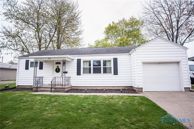 313 Shelby, Napoleon, OH 43545 (MLS #6069150) :: RE/MAX Masters