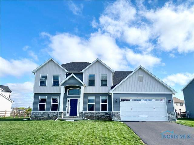 14846 Saddle Horn, Perrysburg, OH 43551 (MLS #6069185) :: Key Realty