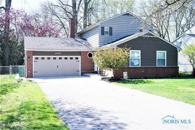 3649 Sylvanwood, Sylvania, OH 43560 (MLS #6069193) :: RE/MAX Masters