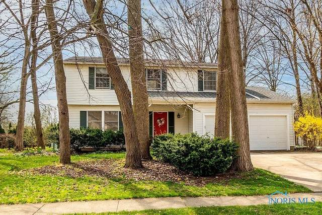10355 Bridgewood, Perrysburg, OH 43551 (MLS #6069207) :: Key Realty