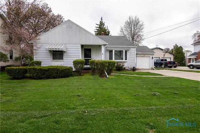 108 W Garfield, Swanton, OH 43558 (MLS #6069209) :: RE/MAX Masters