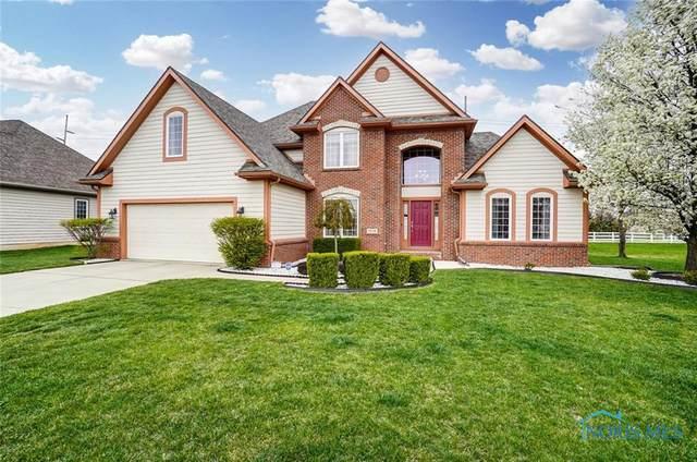 9320 Saint Angelas, Sylvania, OH 43560 (MLS #6069285) :: Key Realty