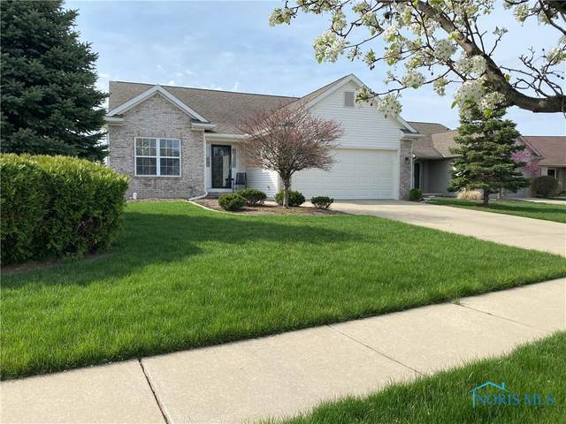 7347 Captain Harbour, Maumee, OH 43537 (MLS #6069321) :: RE/MAX Masters