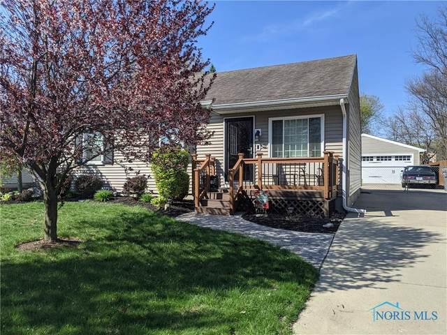 150 Bromwich, Toledo, OH 43615 (MLS #6069341) :: RE/MAX Masters