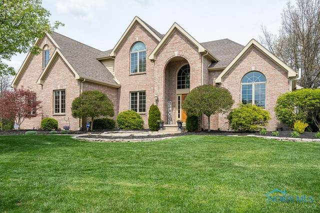 7928 Windsor Wood, Maumee, OH 43537 (MLS #6069369) :: RE/MAX Masters