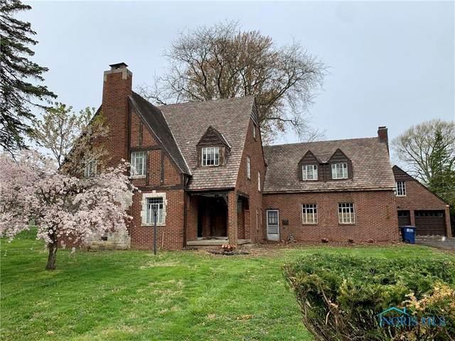 1707 Mount Vernon, Toledo, OH 43607 (MLS #6069399) :: RE/MAX Masters