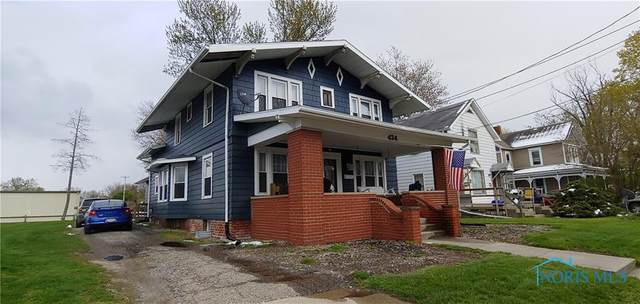 424 S Perry, Napoleon, OH 43545 (MLS #6069498) :: RE/MAX Masters