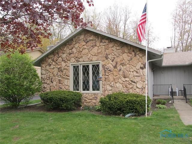 6804 Woodmeadow Drive #6804, Toledo, OH 43617 (MLS #6069697) :: CCR, Realtors