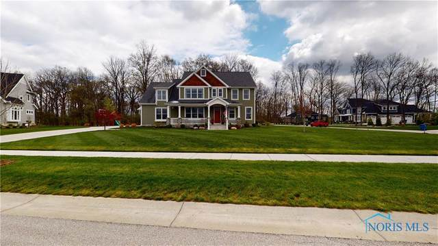 101 Forest Gate Drive, Perrysburg, OH 43551 (MLS #6069739) :: RE/MAX Masters