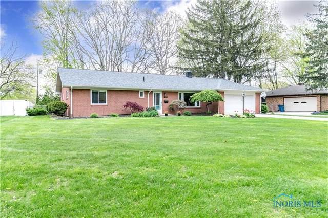 6026 Elden Drive, Sylvania, OH 43560 (MLS #6069752) :: Key Realty