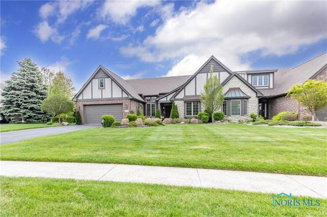 8057 English Garden Court, Maumee, OH 43537 (MLS #6069769) :: CCR, Realtors