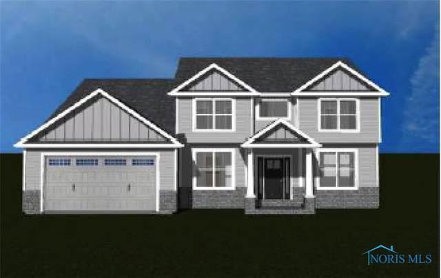 938 Wilkshire Drive, Waterville, OH 43566 (MLS #6069779) :: CCR, Realtors