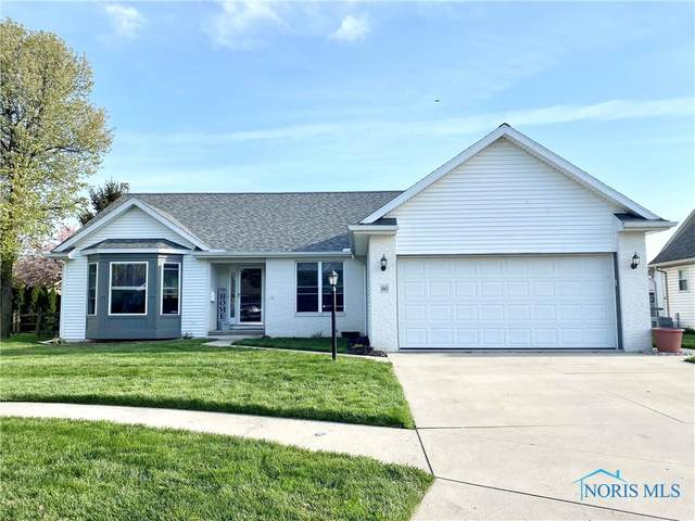 36 Hawthorne Drive, Delta, OH 43515 (MLS #6069803) :: RE/MAX Masters