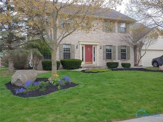 5842 Summer Place Drive, Sylvania, OH 43560 (MLS #6069841) :: RE/MAX Masters
