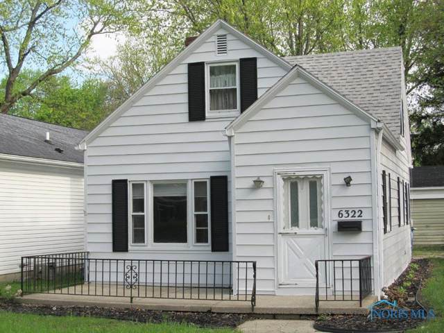 6322 Hill Avenue, Toledo, OH 43615 (MLS #6070071) :: RE/MAX Masters